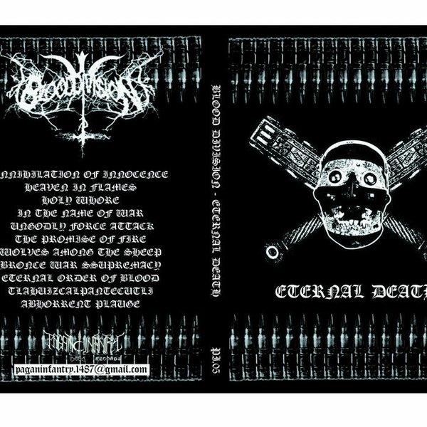 Blood Divison - ETERNAL DEATH ( CD )