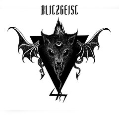 BLITZGEIST - Black Visions in the Moonlit Night ( CD )