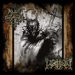 Kult Ov Azazel / IDOLATRY - Luciferian Vengeance SPLIT ( CD )