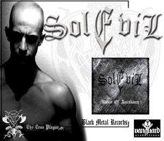 Sol Evil - Master Of Ascendancy ( CD )