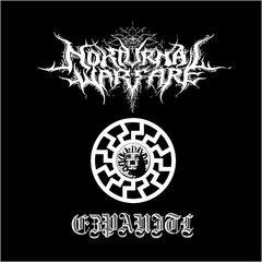 Nokturnal Warfare - Ezpanitl ( CD )
