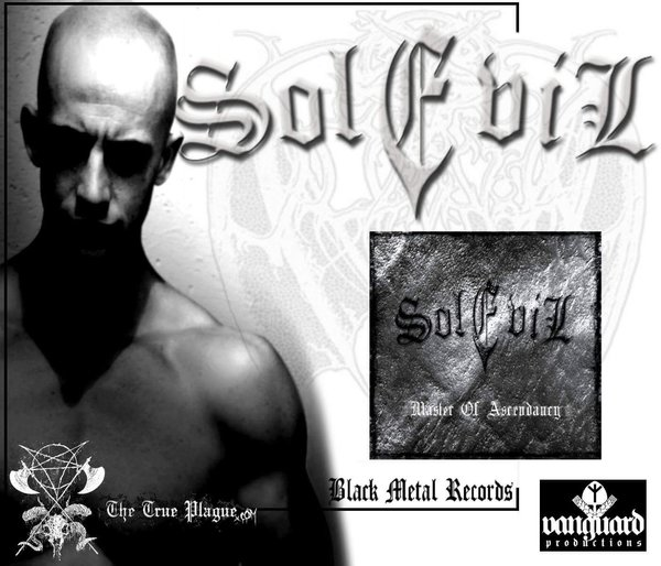 Sol Evil - Master Of Ascendancy ( CD )