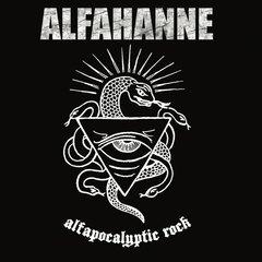 "ALFAHANNE - alfapocalyptic rock ( 7"")"