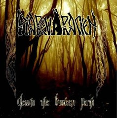 Piarevaracien - Down The Broken Path ( CD)
