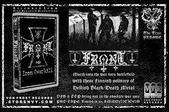 FRONT - Iron Overkill ( Cassette )