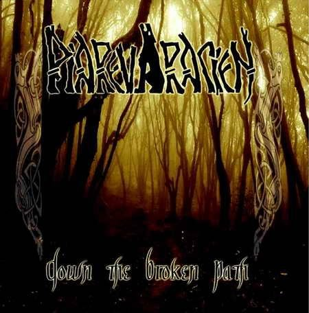 Piarevaracien - Down The Broken Path ( CD)