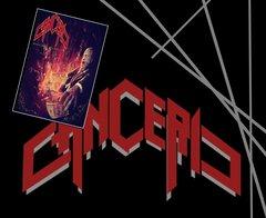 Canceric - Annihilated Into Hellfire ( Cassette )