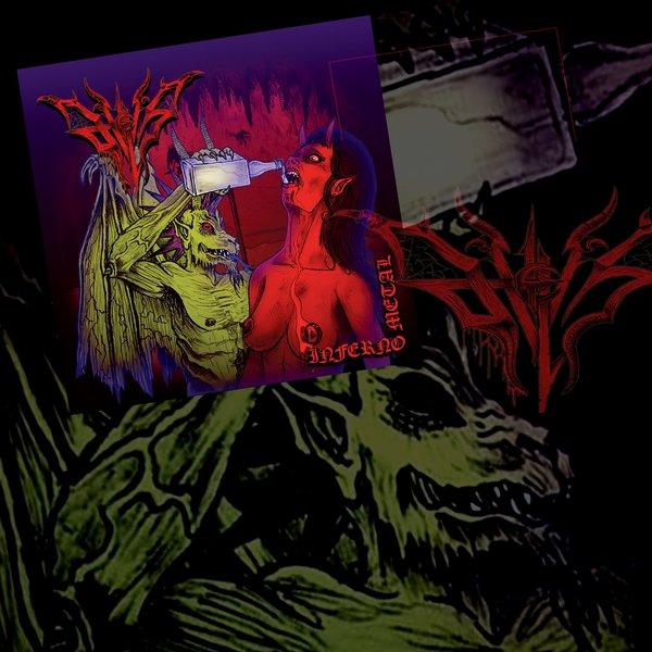 Devils - Inferno Metal (CD)