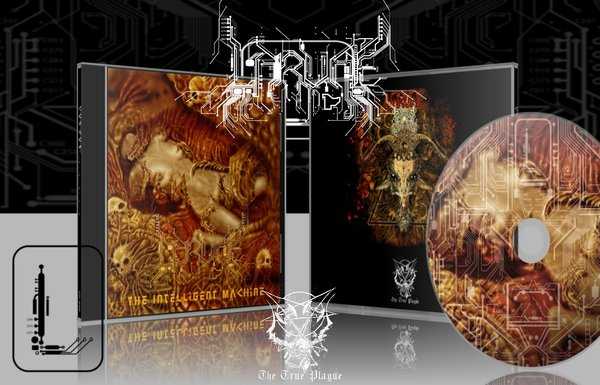 LARVAE - The Intelligent Machine ( CD )