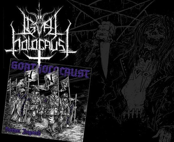 "GOAT HOLOCAUST - SATAN JUGEND 12"" (Vinyl) VFR !"