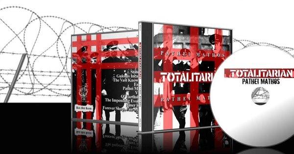 TOTALITARIAN - Pathei Mathos ( CD )