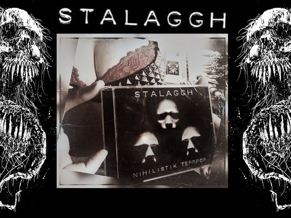 STALAGGH - Nihilistik Terrror ( CD )