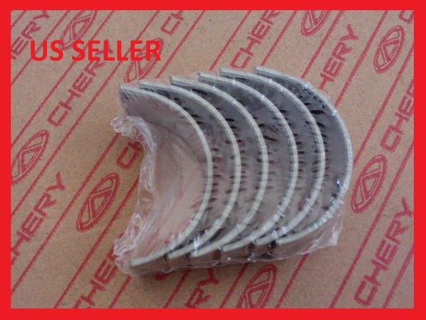 800CC Main Bearings +.25 Chery part
