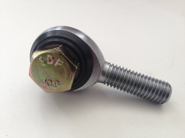 T2-T4 Inner Tie Rod End.New Chrome Moly Rod END with Seal