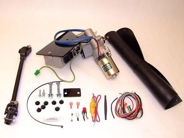 Waterproof Power Steering Conversion w/ 3 Year Warranty