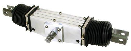 Aluminum Steering Rack. CNC machine from air craft aluminum.