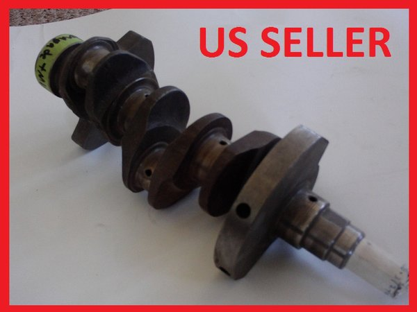 800CC Crank Shaft.Made By Chery Corporation