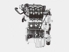 Chery SQR371F 1.0L 3 cylinder Engine