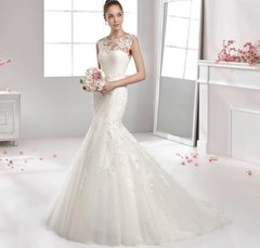EA000135_ High Quality Wedding Gown