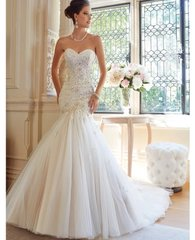 EA000129_ High Quality Wedding Gown