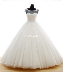 EA00010026_ High Quality Wedding Gown