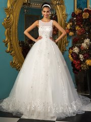 EA000125_ High Quality Wedding Gown