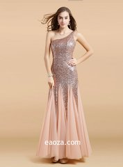 EA00003_ High Quality Evening Dress, Prom Dress, Bridesmaid Dress
