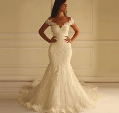 EA000133_ High Quality Wedding Gown
