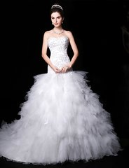 EA000145_ High Quality Wedding Gown