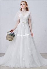 EA00010020_ High Quality Wedding Gown