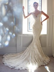 EA000141_ High Quality Wedding Gown