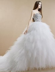 EA000143_ High Quality Wedding Gown