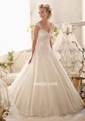 EA00010029_ High Quality Wedding Gown