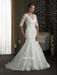 EA00010010_ High Quality Wedding Gown