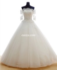 EA00010024_ High Quality Wedding Gown