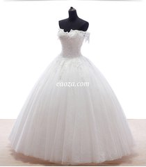 EA00010023_ High Quality Wedding Gown