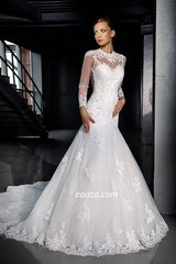 EA00010012_ High Quality Wedding Gown