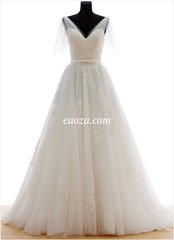 EA00010021_ High Quality Wedding Gown