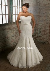 EA00010036_ High Quality Wedding Gown