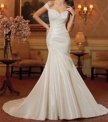 EA000128_ High Quality Wedding Gown