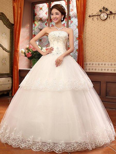 EA000101_ High Quality Ball Gown Princess Wedding dress   African ...