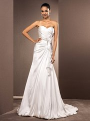EA000126_ High Quality Wedding Gown
