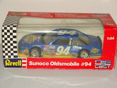 1992 Revell 1/24 #94 Sunoco Ultra Olds Cutlass Terry Labonte CWC AUTOGRAPHED