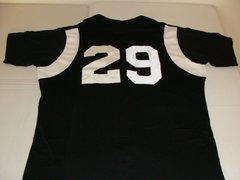 #29 TITANS Baseball Black Throwback Team Jersey