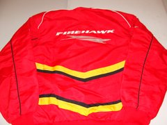 TARGET-FIREHAWK 4 for 4 CART/FedEx Champions Red Racing Jacket