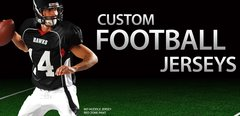 CUSTOM JERSEY ORDER--Any Jersey, Any Sport, Any Team, Any Color, Any Size, Any Name