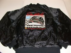 #3 DALE EARNHARDT GM Goodwrench 1990 Winston Cup Champion Black Team Jacket
