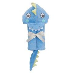 Bath Wrap- Blue Sea Serpent