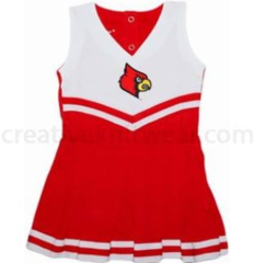 UofL Cheerleader Bodysuit