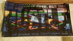 Hustle Banner featuring Freakshow